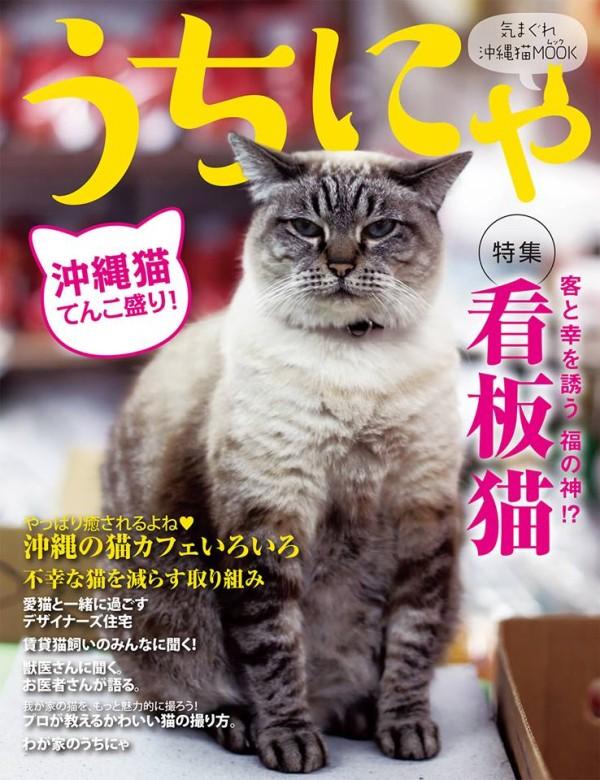 「気まぐれ沖縄猫MOOK うちにゃ」